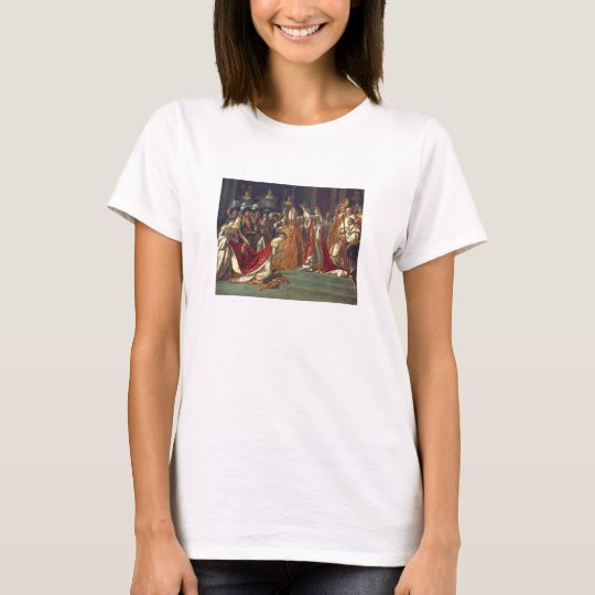 The Consecration of the Emperor Napoleon 1 T-Shirt