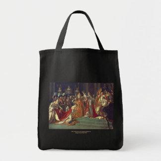The Consecration of the Emperor Napoleon 1 Tote Bag