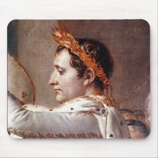 The Consecration of the Emperor Napoleon 2 Mouse Pad