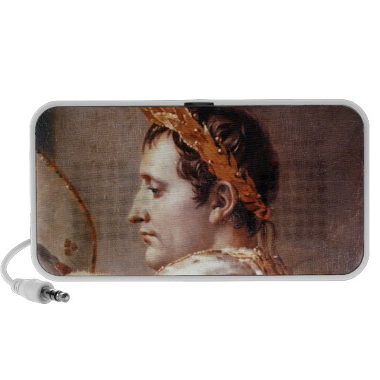 The Consecration of the Emperor Napoleon 2 Portable Speaker