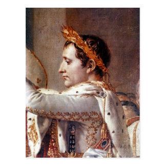 The Consecration of the Emperor Napoleon 2 Postcard