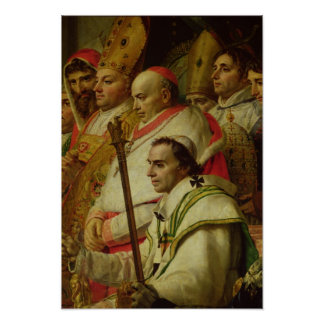 The Consecration of the Emperor Napoleon 2 Poster