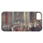The Consecration of the Emperor Napoleon iPhone 5 Cover
