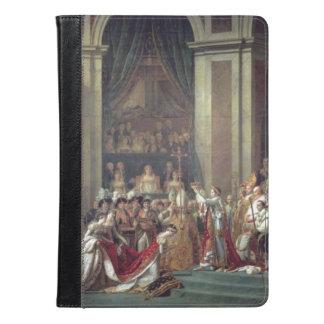 The Consecration of the Emperor Napoleon iPad Air Case