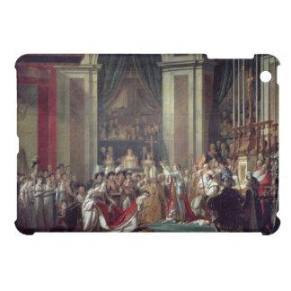 The Consecration of the Emperor Napoleon iPad Mini Cover