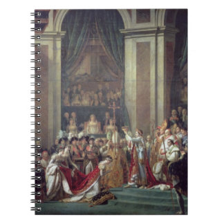 The Consecration of the Emperor Napoleon Note Books