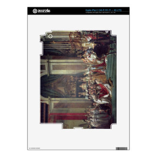 The Consecration of the Emperor Napoleon iPad 3 Decals