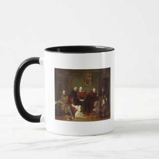 The Consequences of the Seduction, 1824 Mug