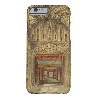 The Conservatory at Carlton House from Pyne's 'Roy Barely There iPhone 6 Case