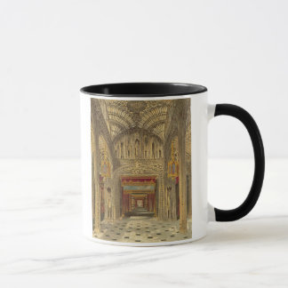 The Conservatory at Carlton House from Pyne's 'Roy Mug