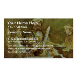 The Conspiracy Of The Batavians Detail Double-Sided Standard Business Cards (Pack Of 100)