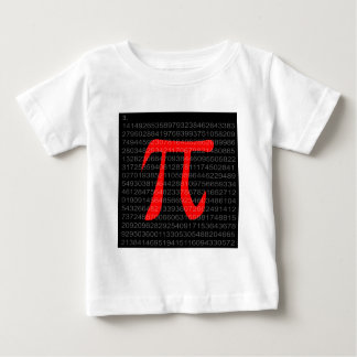 The Constant Pi Baby T-Shirt