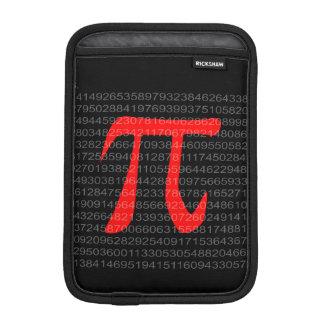 The Constant Pi Sleeve For iPad Mini