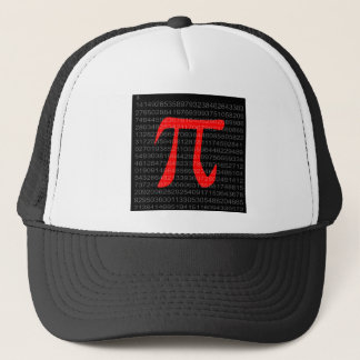 The Constant Pi Trucker Hat
