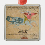 The Constellations of Sagittarius and Christmas Tree Ornaments