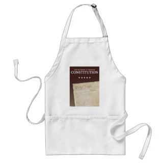 The Constitution Adult Apron
