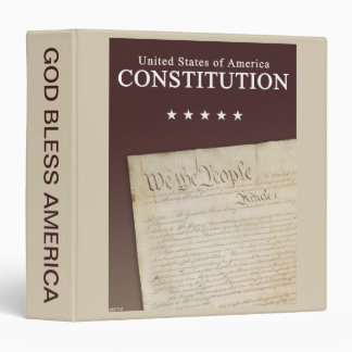 The Constitution Binders