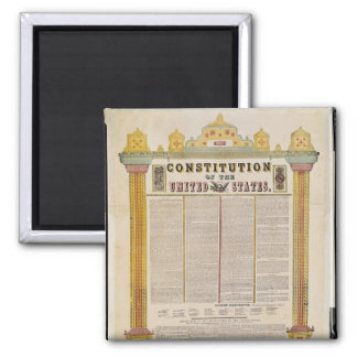 The Constitution of the United States of America Magnet