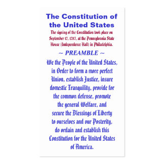 an analysis of the preamble in the constitution of the united states Us constitution annotated (see constitution text  article ii [the presidency] article iii [the judiciary] article iv [the states] article v [the amendment process.
