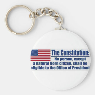 The Constitution Says.... Keychain