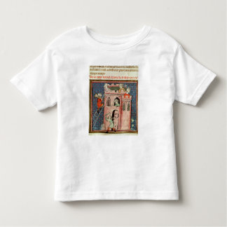 The Construction of the Tower of Babel Toddler T-shirt