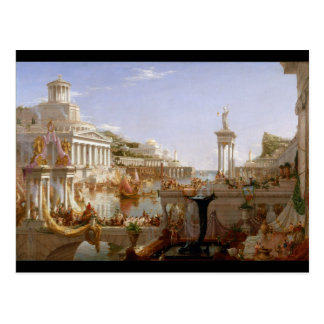 The Consummation of Empire by Thomas Cole (1836) Postcard