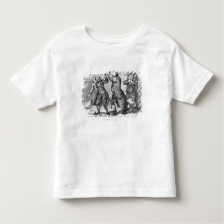 The Contest at Auckinleck Toddler T-shirt
