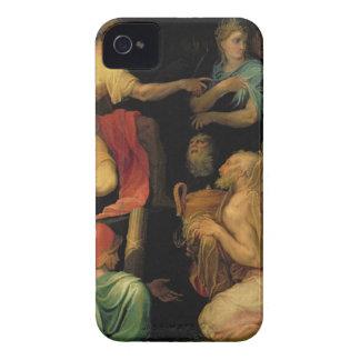 The Continence of Major Scipio (237-183 BC) (oil o iPhone 4 Case