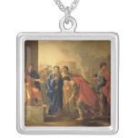 The Continence of Scipio, 1640 Custom Necklace