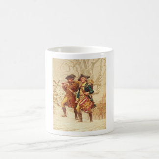 The Continentals by Frank Blackwell Mayer 1875 Classic White Coffee Mug