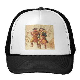 The Continentals by Frank Blackwell Mayer 1875 Hat