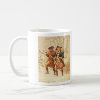 The Continentals by Frank Blackwell Mayer 1875 Mugs