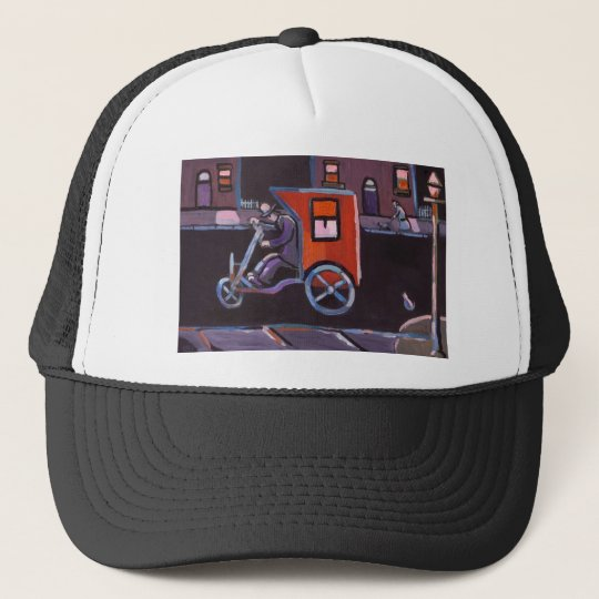 THE CONTRAPTION TRUCKER HAT