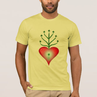 The Contrite Heart and a Quiet Tongue T-Shirt