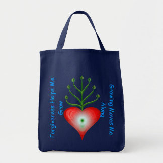 The Contrite Heart Moves Me Along Tote Bags