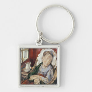 The Convalescent, 1930 Keychain