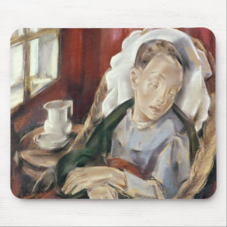 The Convalescent, 1930 Mouse Pad