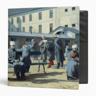 The Convalescents, 1861 Binder