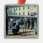 The Convalescents, 1861 Christmas Tree Ornaments