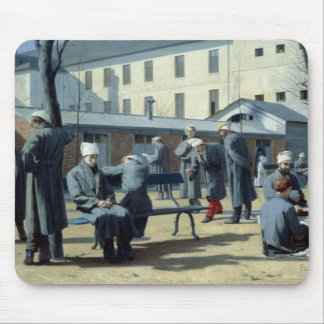 The Convalescents, 1861 Mouse Pad