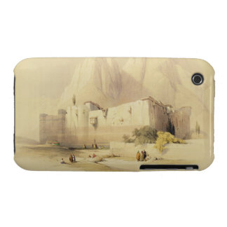 The Convent of St. Catherine, Mount Sinai, Februar iPhone 3 Covers