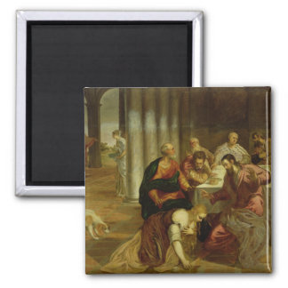 The Conversion of Mary Magdalene, 1546-7 Magnet