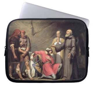The conversion of Robert, Duke of Normandy, known Laptop Sleeve