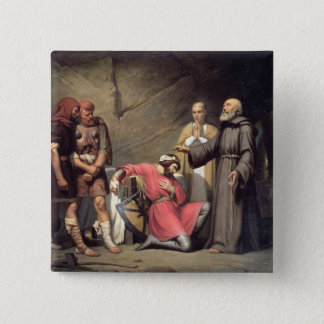 The conversion of Robert, Duke of Normandy, known Pinback Button