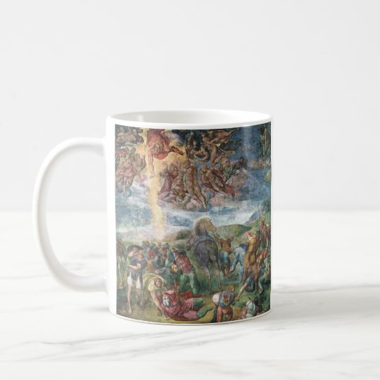 The Conversion of Saul Coffee Mug