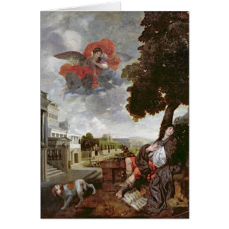 The Conversion of St. Augustine, c.1663 Card