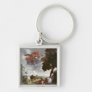 The Conversion of St. Augustine, c.1663 Keychains
