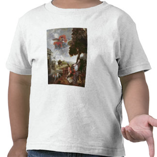 The Conversion of St. Augustine, c.1663 Tee Shirt