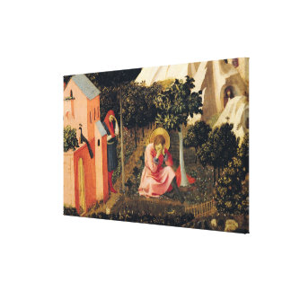 The Conversion of St. Augustine Canvas Print