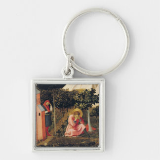 The Conversion of St. Augustine Keychain